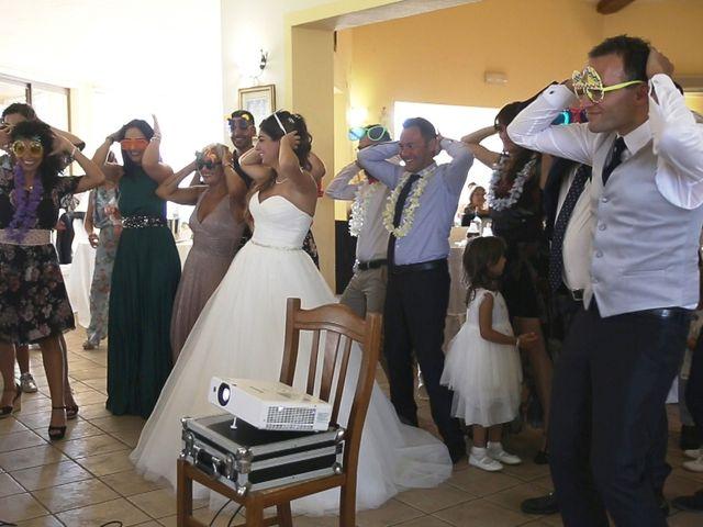 Il matrimonio di Silvia e Michele a Pau, Oristano 55