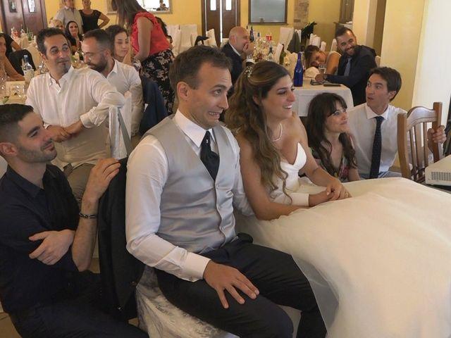 Il matrimonio di Silvia e Michele a Pau, Oristano 56