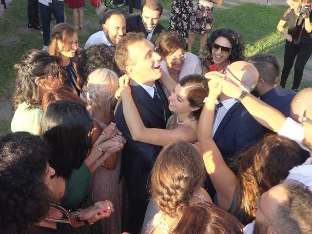 Il matrimonio di Silvia e Michele a Pau, Oristano 61