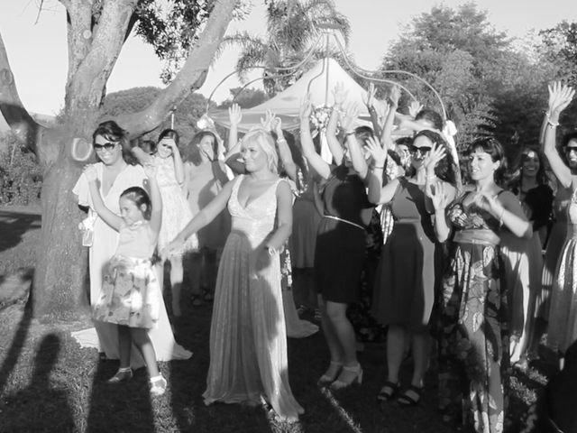Il matrimonio di Silvia e Michele a Pau, Oristano 72