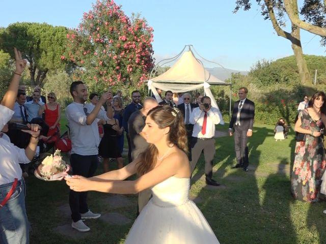 Il matrimonio di Silvia e Michele a Pau, Oristano 73