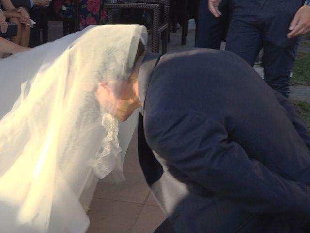 Il matrimonio di Silvia e Michele a Pau, Oristano 75