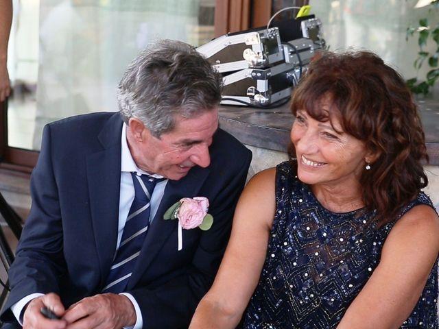 Il matrimonio di Silvia e Michele a Pau, Oristano 78
