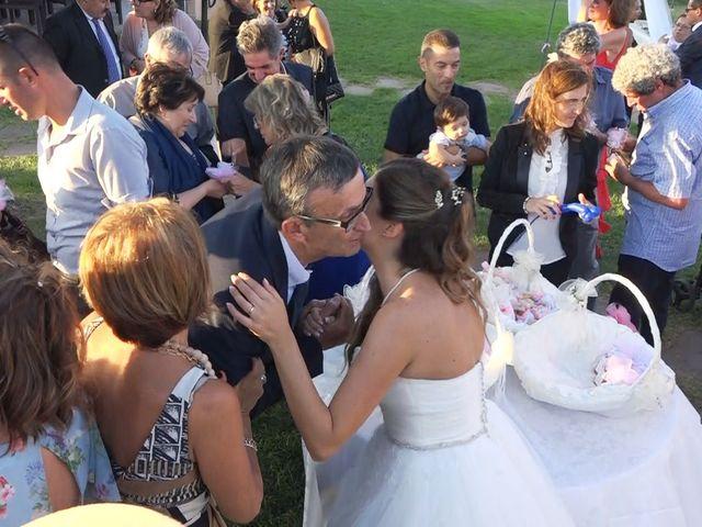Il matrimonio di Silvia e Michele a Pau, Oristano 79