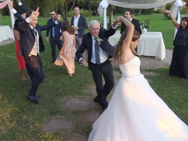 Il matrimonio di Silvia e Michele a Pau, Oristano 83