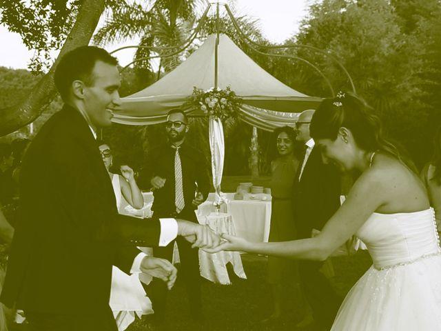 Il matrimonio di Silvia e Michele a Pau, Oristano 85