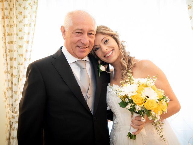 Il matrimonio di Massimo e Alessandra a Roma, Roma 10