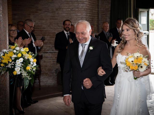 Il matrimonio di Massimo e Alessandra a Roma, Roma 14
