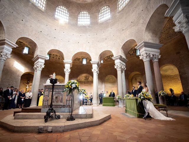 Il matrimonio di Massimo e Alessandra a Roma, Roma 15