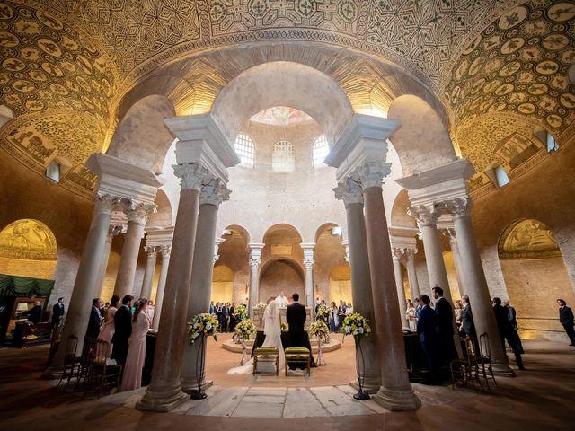 Il matrimonio di Massimo e Alessandra a Roma, Roma 16