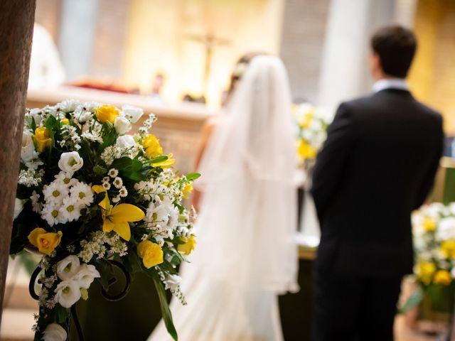 Il matrimonio di Massimo e Alessandra a Roma, Roma 17