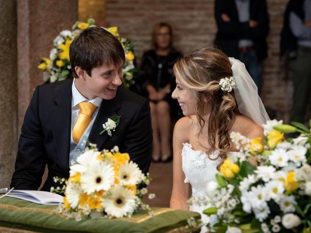 Il matrimonio di Massimo e Alessandra a Roma, Roma 19