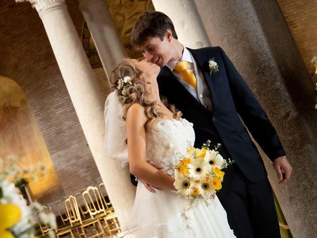 Il matrimonio di Massimo e Alessandra a Roma, Roma 23