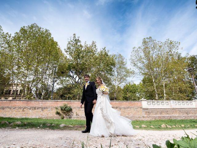 Il matrimonio di Massimo e Alessandra a Roma, Roma 27