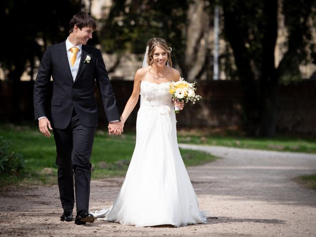 Il matrimonio di Massimo e Alessandra a Roma, Roma 29