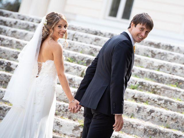 Il matrimonio di Massimo e Alessandra a Roma, Roma 30