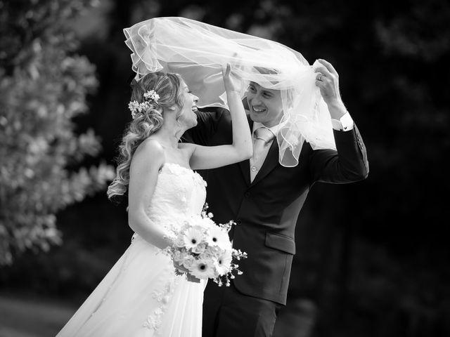 Il matrimonio di Massimo e Alessandra a Roma, Roma 35