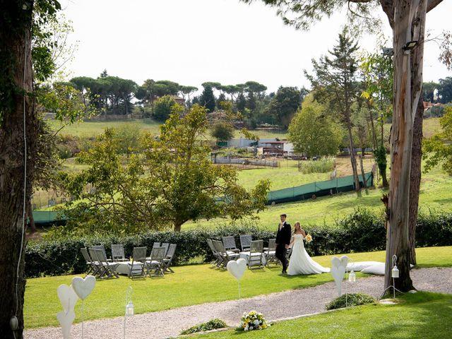 Il matrimonio di Massimo e Alessandra a Roma, Roma 37