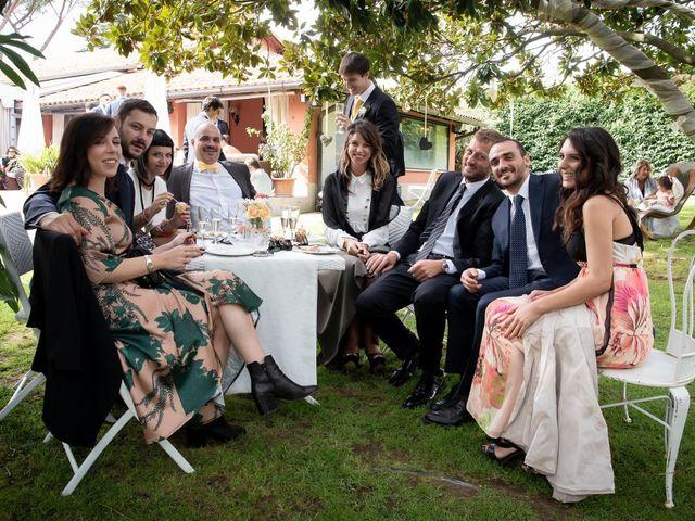 Il matrimonio di Massimo e Alessandra a Roma, Roma 1