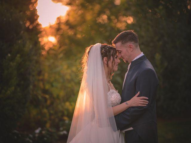 Le nozze di Fabio e Miriam