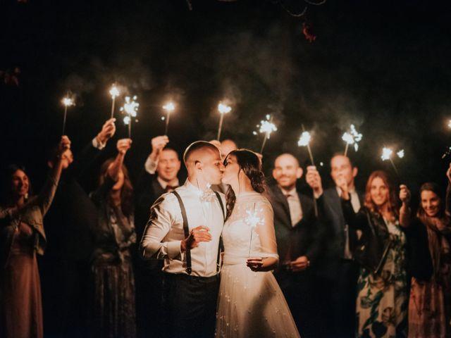 Le nozze di Francesca e Lèonard