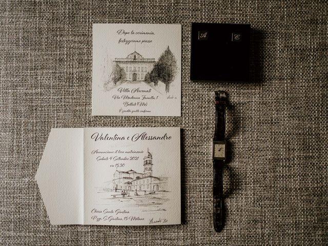 Il matrimonio di Valentina e Alessandro a Milano, Milano 3