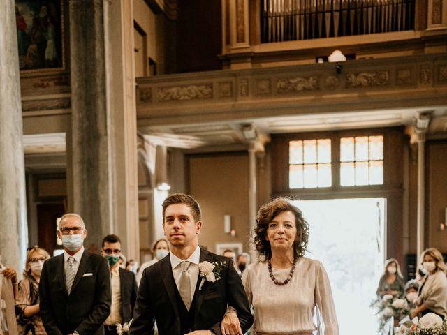 Il matrimonio di Valentina e Alessandro a Milano, Milano 21