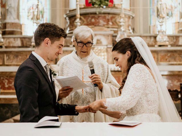 Il matrimonio di Valentina e Alessandro a Milano, Milano 24