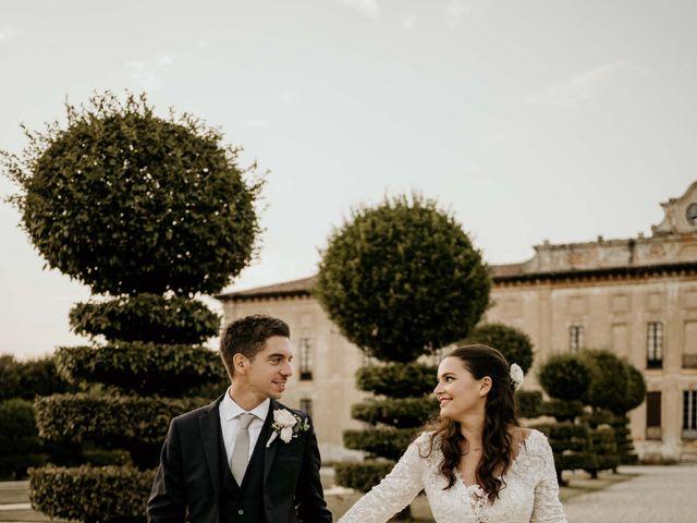 Il matrimonio di Valentina e Alessandro a Milano, Milano 37