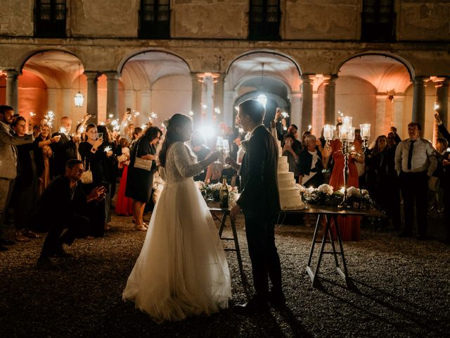 Il matrimonio di Valentina e Alessandro a Milano, Milano 52