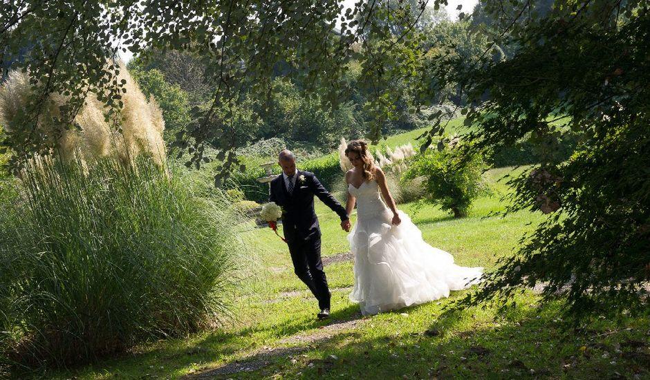 Il matrimonio di Samuele e Rossana a Cantù, Como