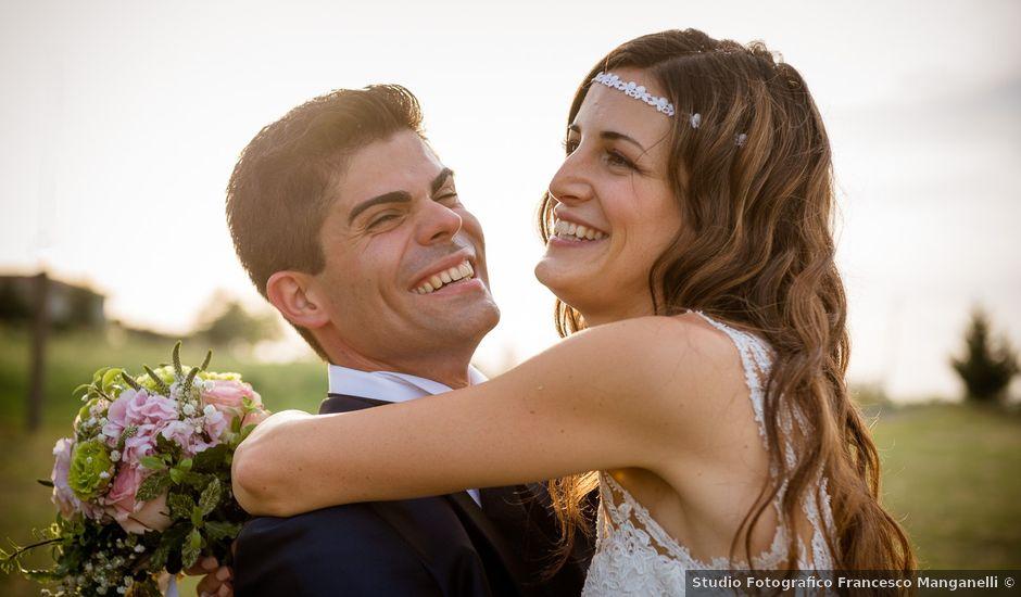 Il matrimonio di FIlippo e Rossella a Medesano, Parma