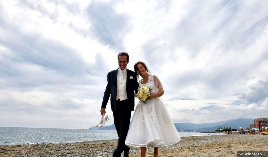 Il matrimonio di Giancarlo e Maria a Savona, Savona
