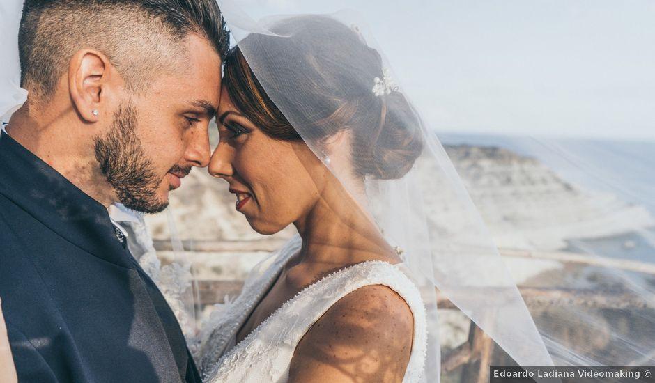 Il matrimonio di Giuseppe e Giusy a Agrigento, Agrigento