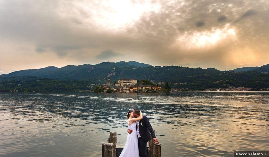 Il matrimonio di Cristian e Anna a Orta San Giulio, Novara