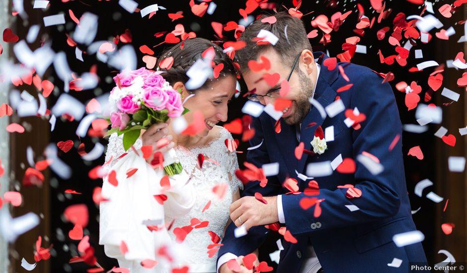 Il matrimonio di Filippo e Ilaria a Proserpio, Como