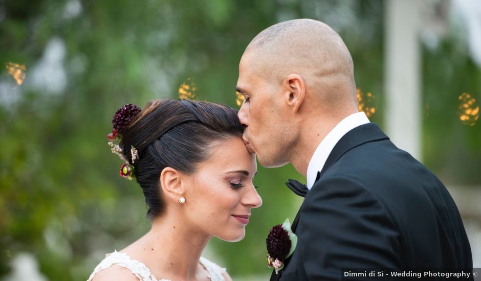 Il matrimonio di Daniele e Sara a Roma, Roma
