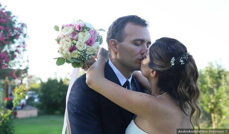 Il matrimonio di Silvia e Michele a Pau, Oristano
