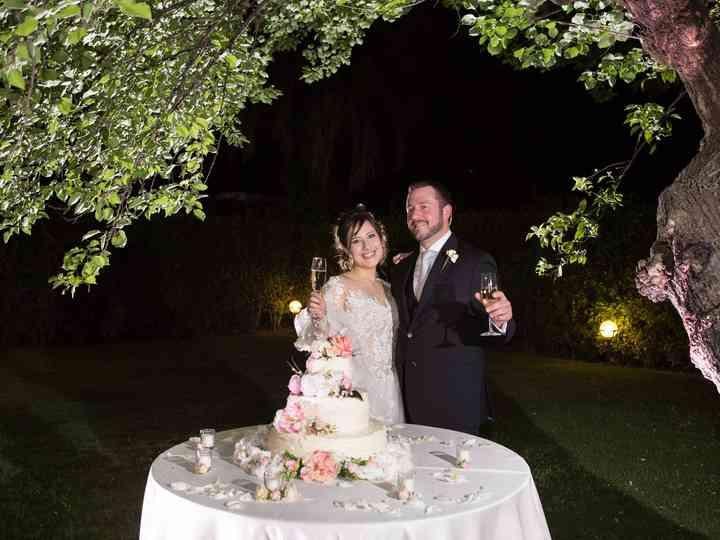 le nozze di Ilaria e Devin