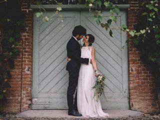 Le nozze di Martina e Salvador