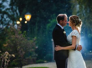 Le nozze di Jacqueline e Denis