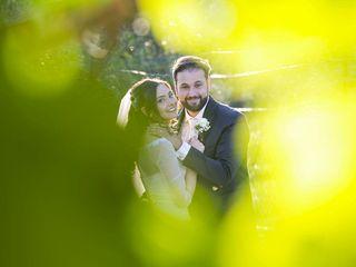 Le nozze di Anastasia e Claudio