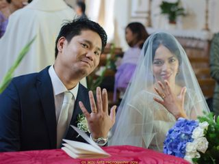Le nozze di Katherine e Mac Jessal 2