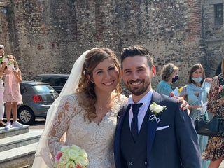 Le nozze di Giulia e Leo 1