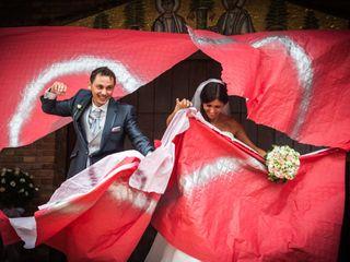 Le nozze di Giampaolo e Elena