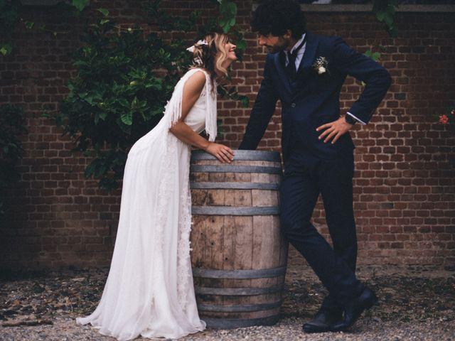 Il matrimonio di Salvador e Martina a Castelnuovo Don Bosco, Asti 33