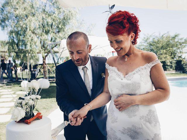 Il matrimonio di Mauro e Rita a Bellante, Teramo 25