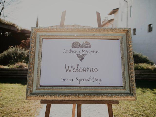 Il matrimonio di Andrea e Veronica a Bariano, Bergamo 16
