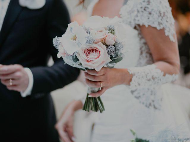 Il matrimonio di Andrea e Veronica a Bariano, Bergamo 21