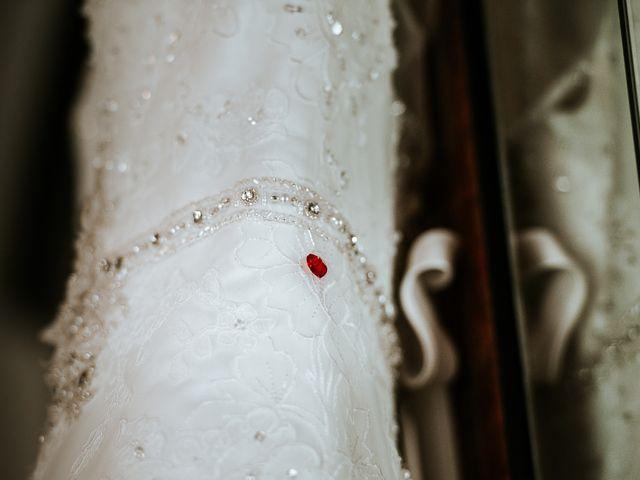 Il matrimonio di Giuseppe e Antonella a Palmariggi, Lecce 4